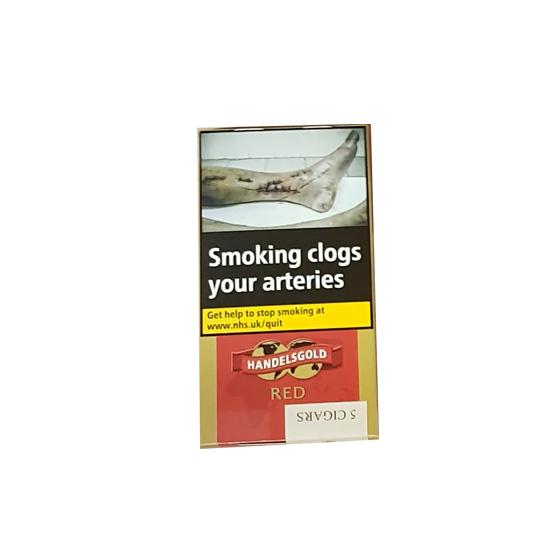 Handelsgold Red Flavoured Cigarillos