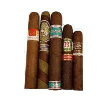 Harry's Barber Shop Quintet Cigar Selection
