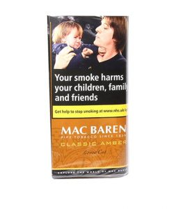Mac Baren Classic Amber Loose Cut Pipe Tobacco 40g