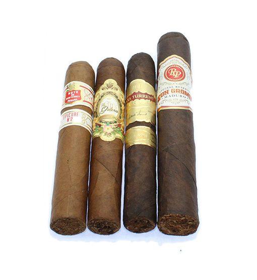 The Tony Montana Cigar Selection
