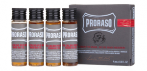 proraso beard hot oil