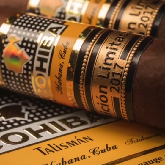 Cohiba Talismán World Launch Report