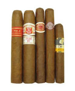 The Cuban Lifestyle Cigar Selection