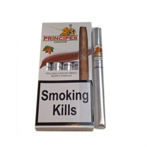 Principes Chicos Brown (Chocolate) Flavoured Cigarillos