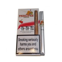 Principes Chicos Red (Cherry) Flavoured Cigarillos