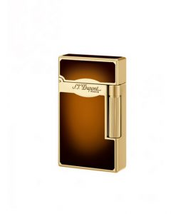 S.T. Dupont Le Grand Yellow Gold Sunburst Lighter