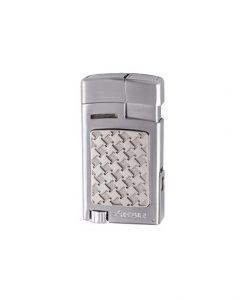 Xikar Forte Soft Flame Cigar Lighter - Silver