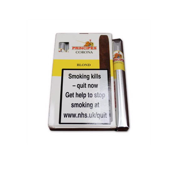 Principes Chicos Blond (Vanilla) Flavoured Corona Cigar