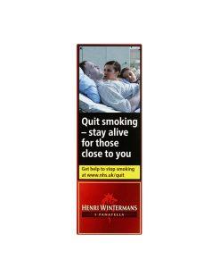 Henri Wintermans Slim Panatellas Dutch Cigars