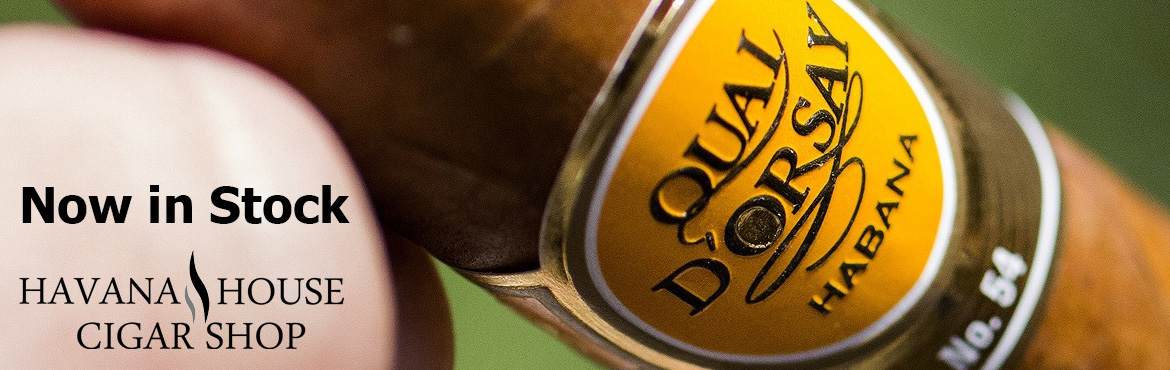 New Quai Dorsay Cigar