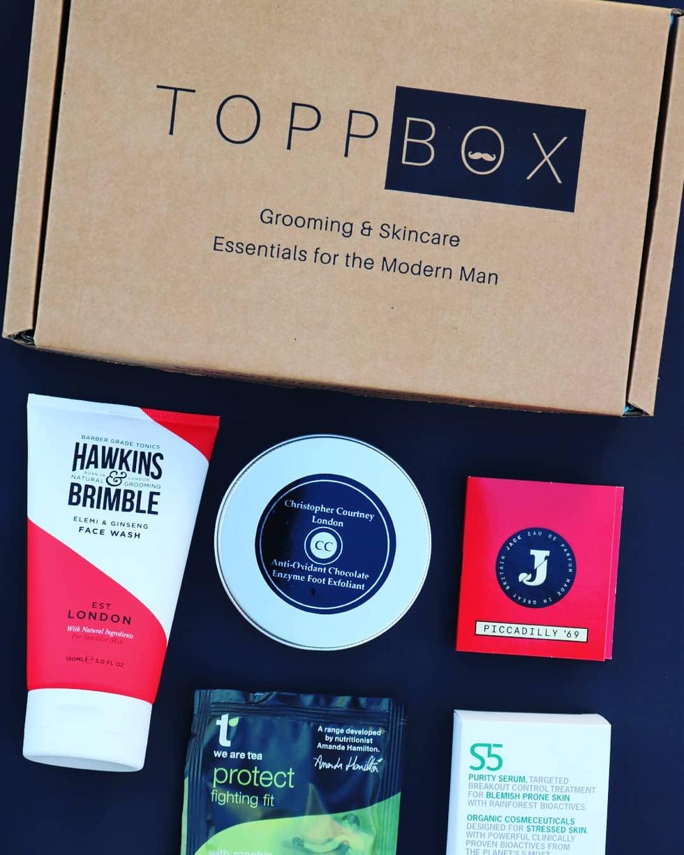 Toppbox
