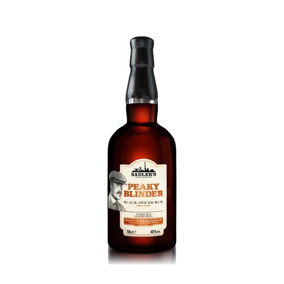 peakyblinderspiced rum