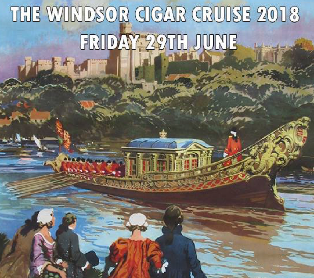 The Windsor Cigar Cruise 2018