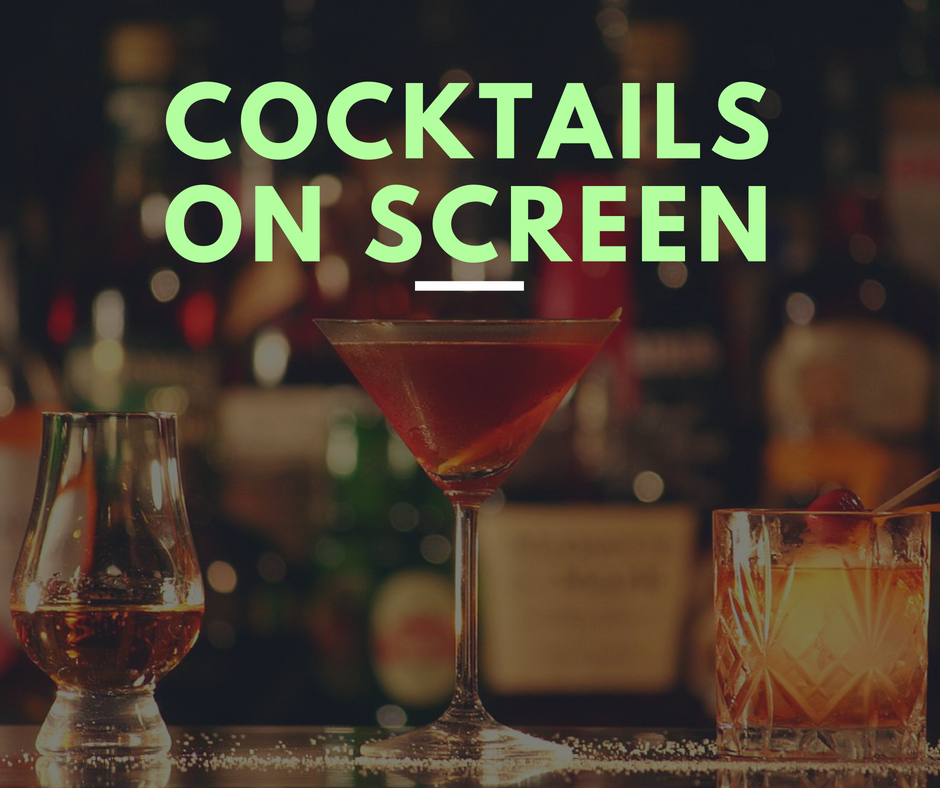 cocktail recipes from films
