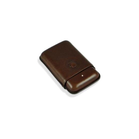 Dunhill Bulldog Cigar Case 2 Corona Extra