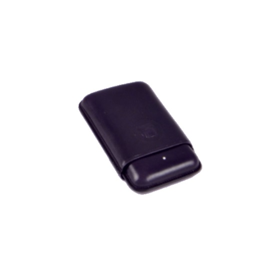 Dunhill Bulldog Purple CigarDunhill Bulldog Purple Cigar Case - 3 Robusto Case - 3 Robusto