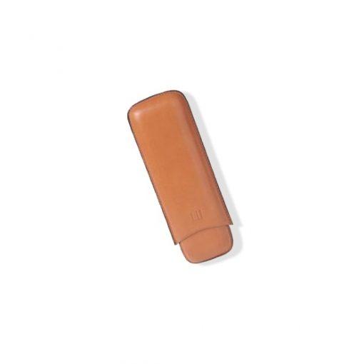 Dunhill Terracotta Cigar Case 2F Churchill