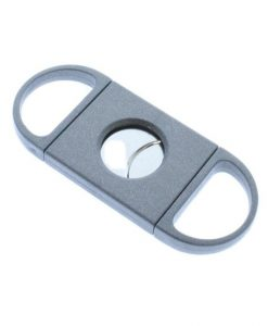 Wolf 333 Cigar Cutter-Grey