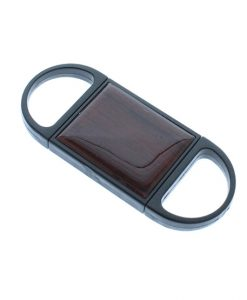 Wolf 333 Easy Cigar Cutter Mahogany