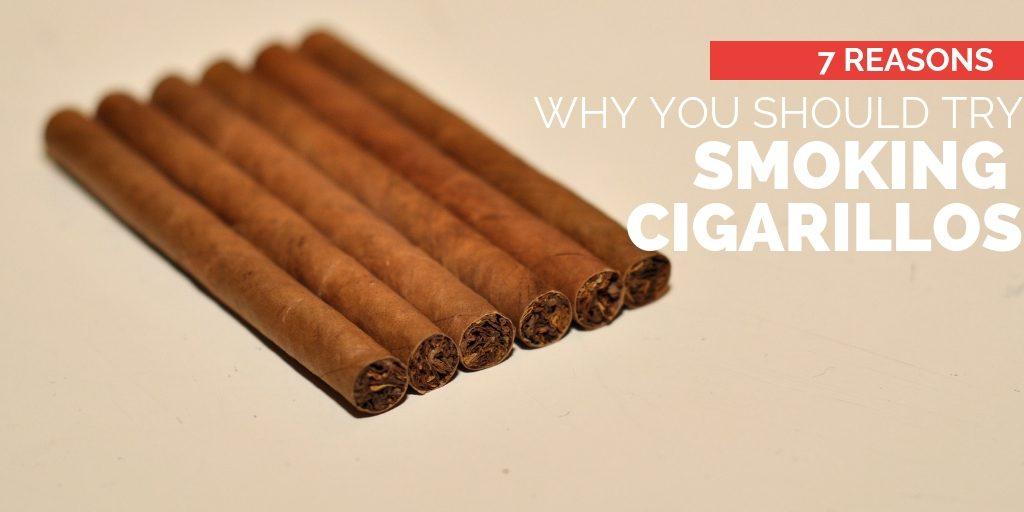Cigarillo smoking