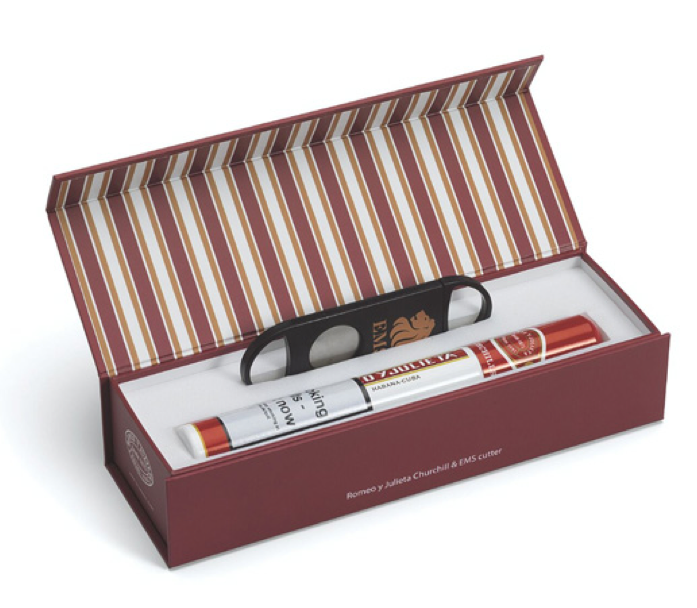 Cigar gift box