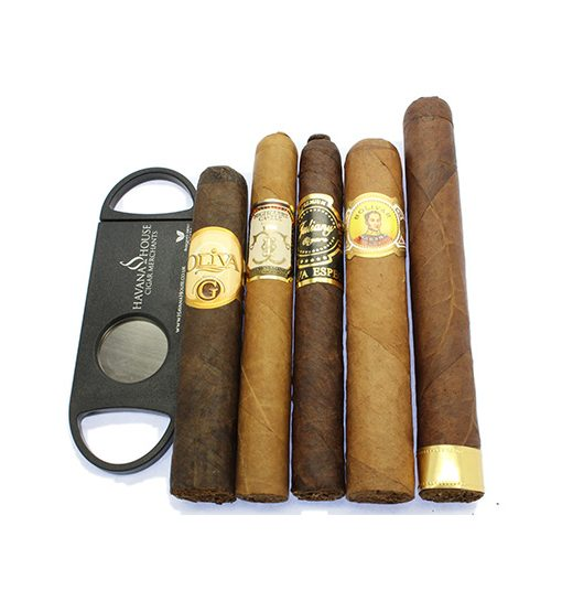 The 5 Cigar triple Point Selection