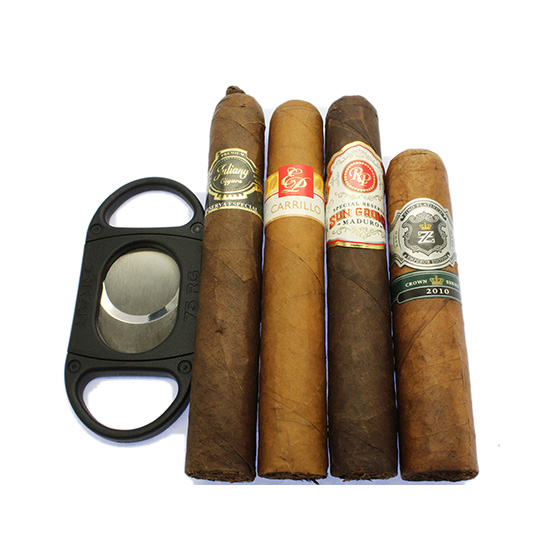 The Big Sixty Ring Gauge Cigar Selection.
