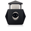 Colibri Quasar Two-in-One Desktop Cigar Cutter-Black