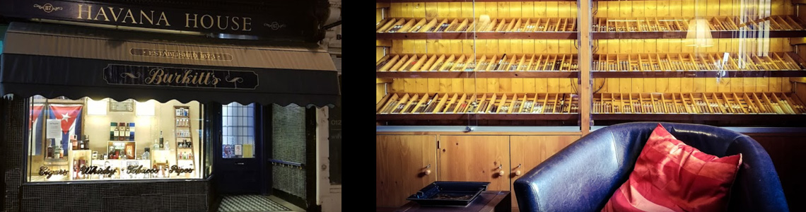 Havana House Hove | Cigar Merchants | Pipe Tobacco Shop | HH