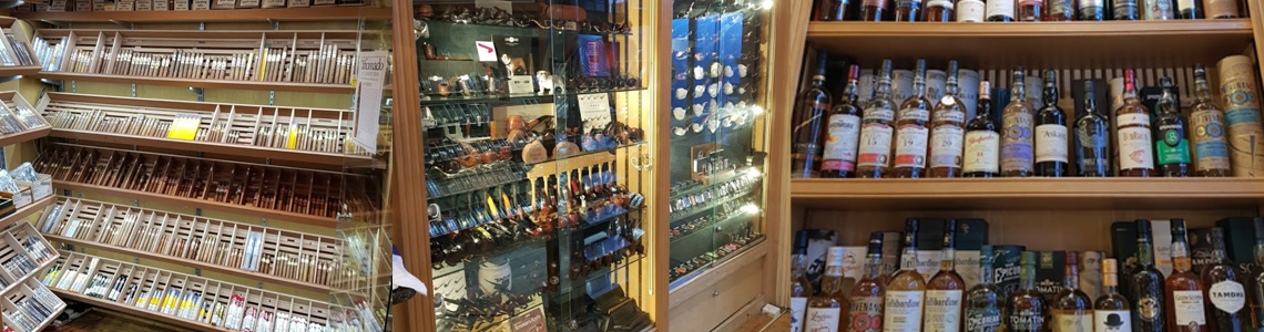 Havana House Windsor | Cigar Merchants | Pipe Tobacco Shop | HH