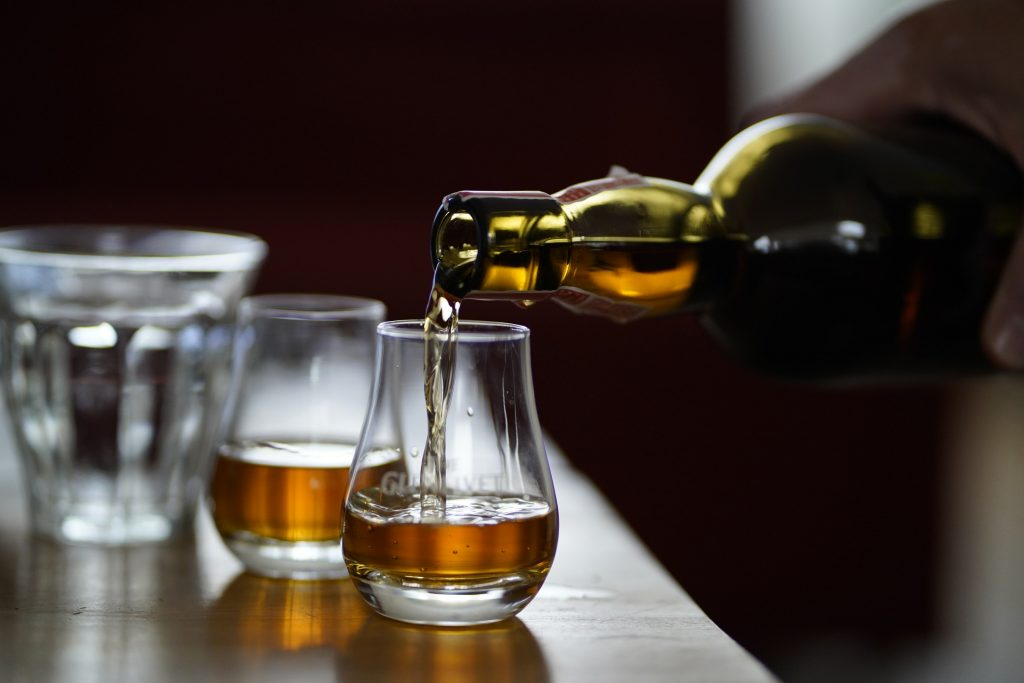 whisky health benefits