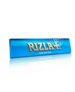 Rizla Blue King Size Slim Cigarette Rolling Papers