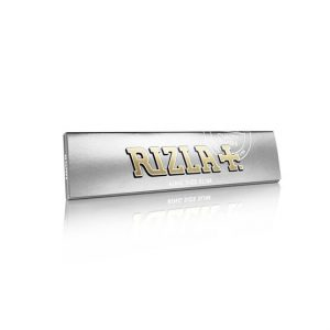 Rizla Silver King Size Super Thin Cigarette Rolling Papers