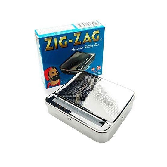 Zig Zag Automatic Cigarette Rolling Machine