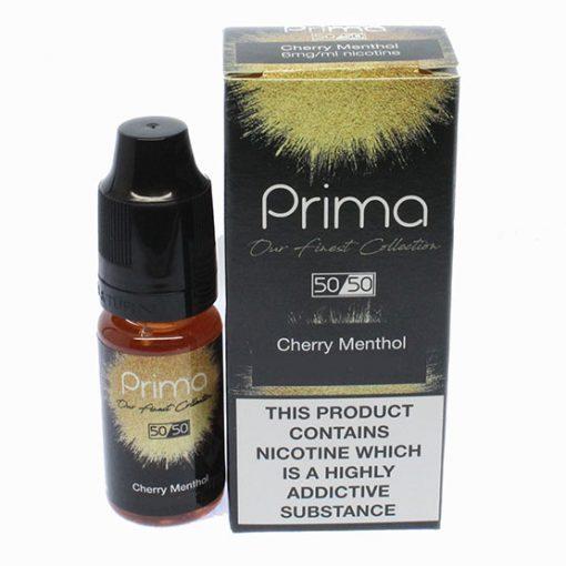 Cherry Menthol E Liquid