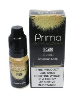 American Lite E-Liquid By Prima 10ml