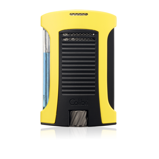 Colibri Daytona Single-Jet Flame Lighter – Yellow