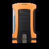 Colibri Daytona Single-Jet Flame Lighter - Orange