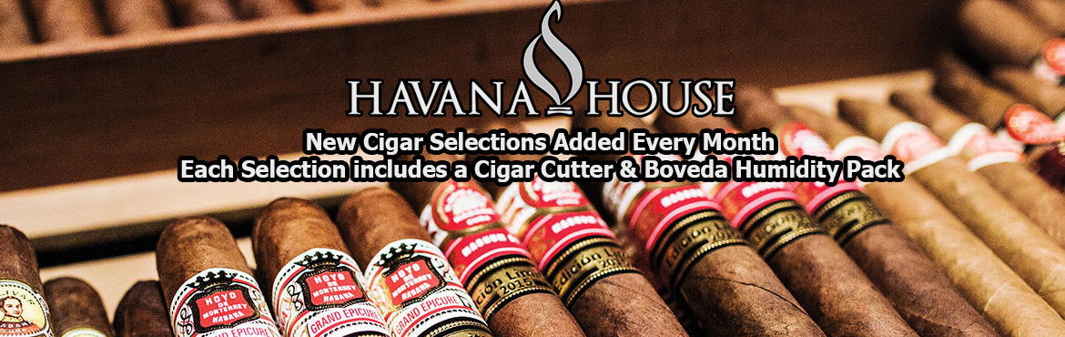 Buy Cuban Cigars Online | Online Tobacco UK | Havana House