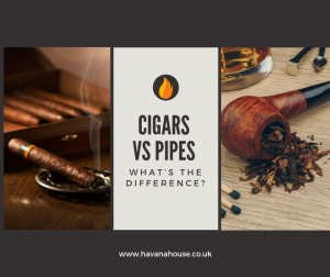 cigars vs pipes