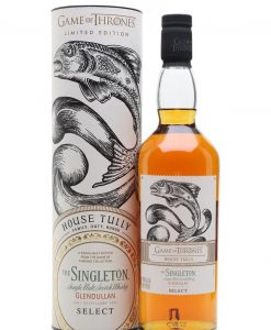 Singleton Glendullan Reserve Game of Thrones House Tully Whisky