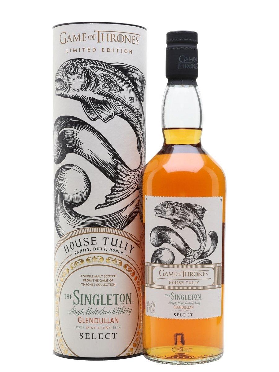 Singleton Glendullan Reserve Game of Thrones House Tully Whisky