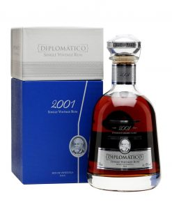 Diplomatico Single Vintage 2001 Rum