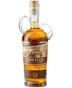Conde De Cuba Rum 11 Year Old