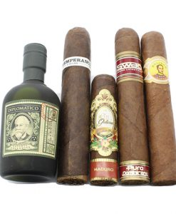 November Cigar Selection with Rum