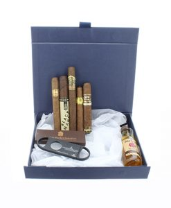 The One off December With Bourbon Cigar Selection Gift Box