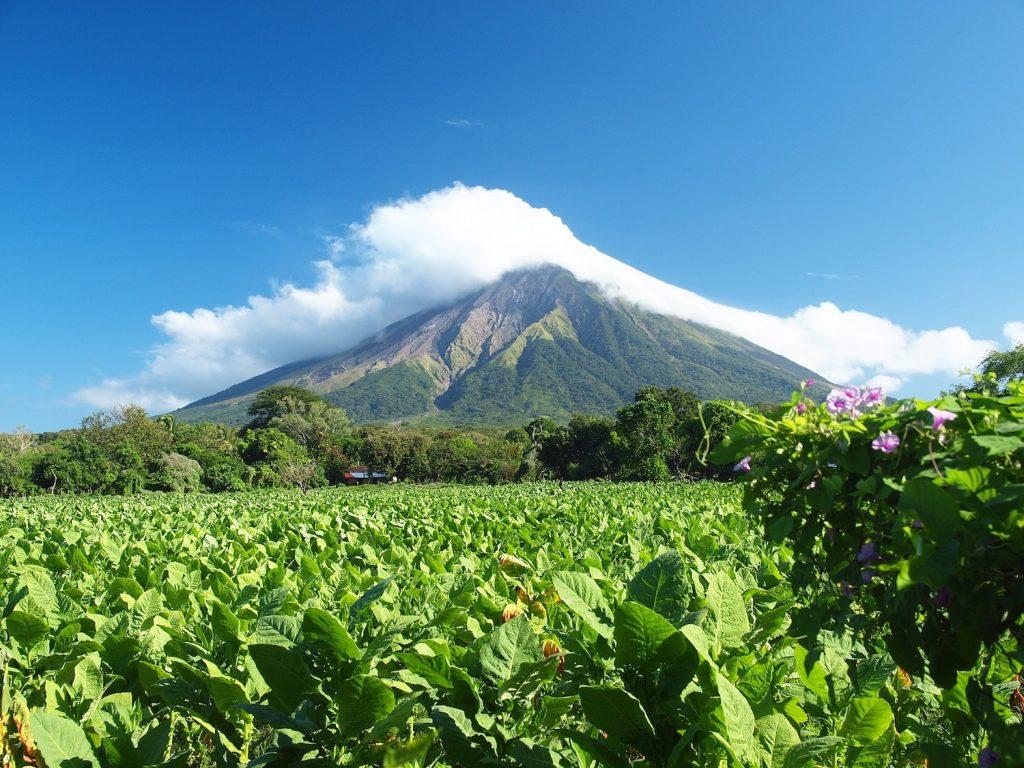 Mount Ometepe in Nicaragua