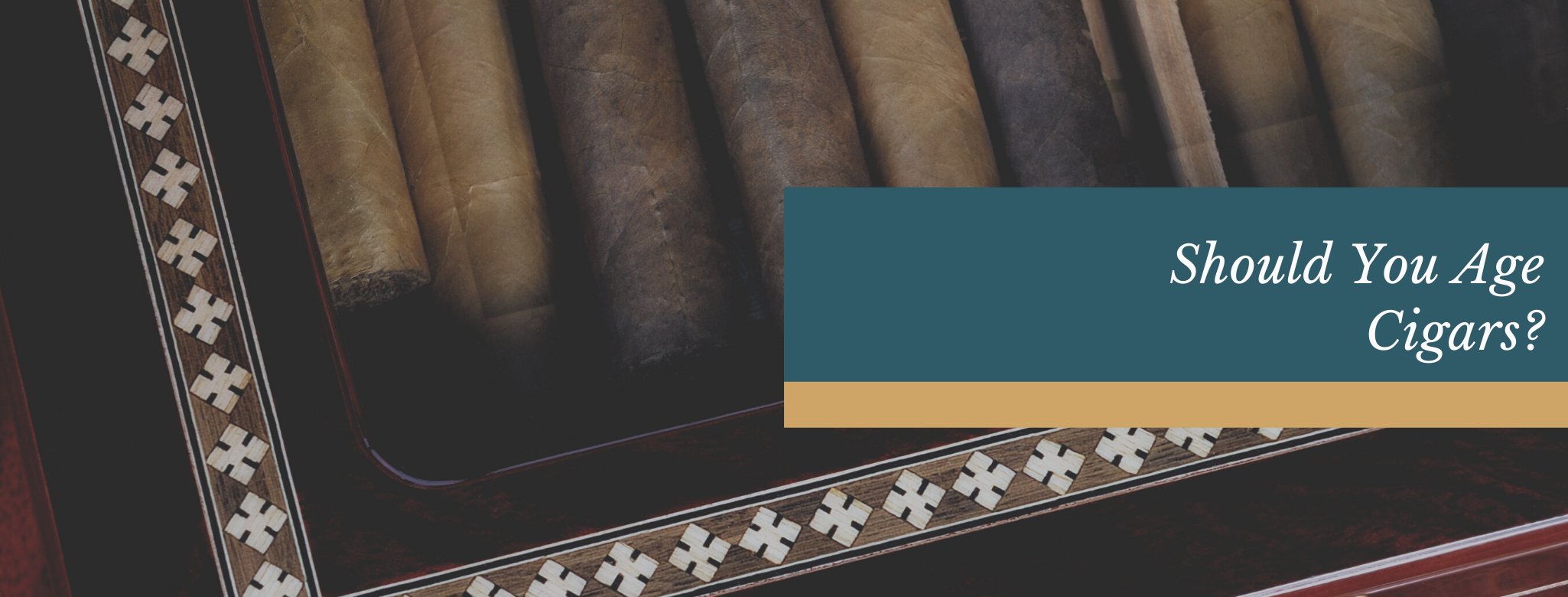 reads: should you age cigars?