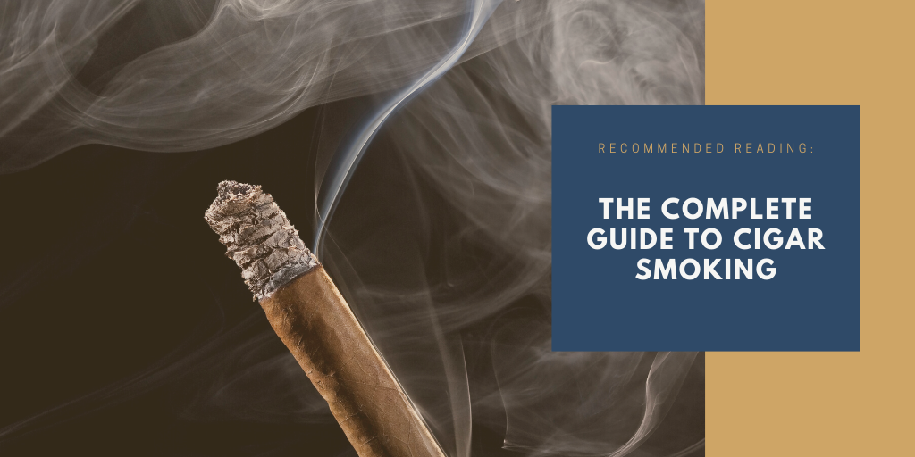 The Complete Guide to Cigar Smoking by Havana House