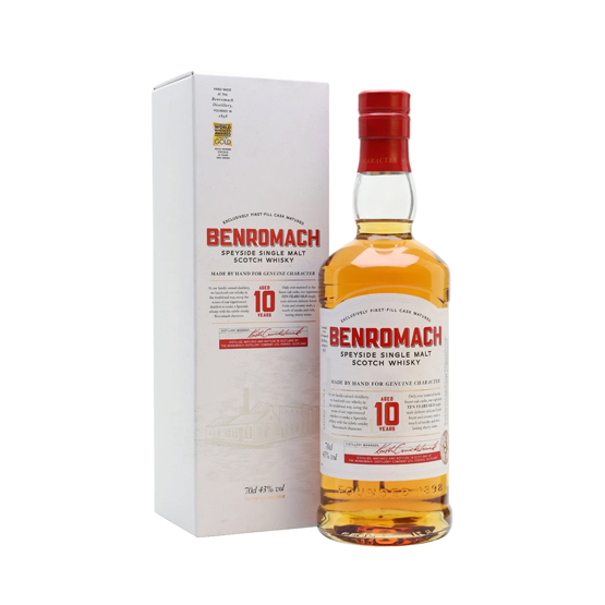 benromach10whisky